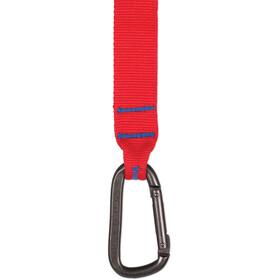 Sea to Summit Carabiner Cinghia elastica 4,0m paio, blue/red